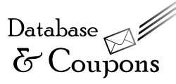Database and Coupons